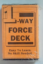 1-WAY FORCE DECK