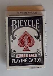 THE FUTURE FORETOLD/Card Trick