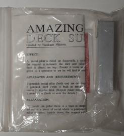 AMAZING DECK SUSPENSION by Trick Magic Sales co
