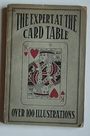 THE EXPORT AT THE CARD TABLE /OVER 100 ILLUSTRATIONS