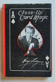 Close-up Card Magic by Harry Lorayne