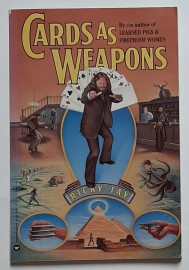 CARDS AS WEAPONS by RICKY JAY