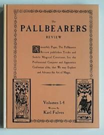 PALLBEARERS REVIEW Volumes 1-4 by Karl Fulves