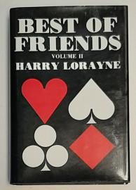 BEST OF FRIENDS Volume 2 by HARRY LORAYNE