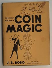 The New Modern COIN MAGIC by J.B.BOBO
