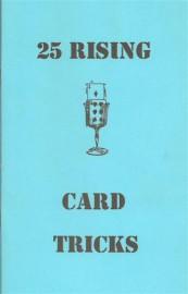 25 Rising Card Tricks