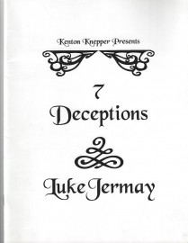 7 Deceptions book by Luke Jermay