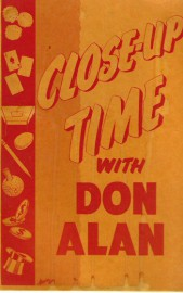 Close Up Time by Don Alan