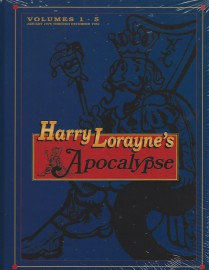 Harry Lorayne's Apocalypse Volumes 1 - 5