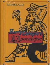 Apocalypse - Volume's 11 - 15 by Harry Lorayne - New Magic Book