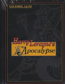 Apocalypse - Volume's 16 - 20 by Harry Lorayne - New Magic Book