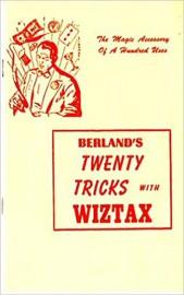 Barland's Twenty Tricks with Wiztax
