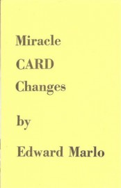 Miracle Card Changes Ed Marlo