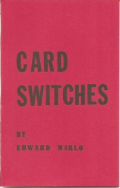 Card Switches by Ed Marlo
