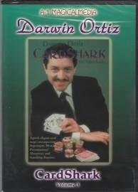 Darwin Ortiz Card Shark Vol #3 DVD  NEW