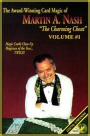 Charming Cheat Volume #1 DVD (Martin A. Nash)