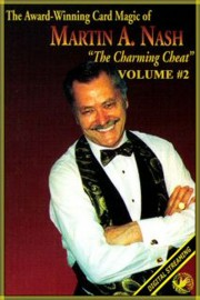 Charming Cheat Volume #2 DVD (Martin A. Nash)