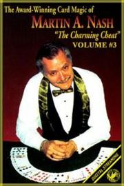 Charming Cheat Volume #3 DVD (Martin A. Nash)