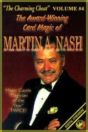 Charming Cheat Volume #4 DVD (Martin A. Nash)