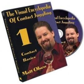 Visual Encyclopedia of Contact Juggling Volume 1