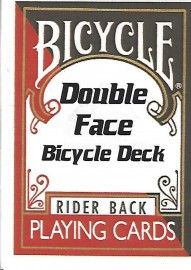 Double Faced Bicycle Deck