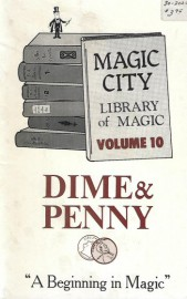Library Of Magic Volume 10 Dime & Penny