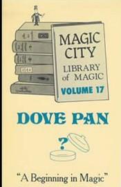 LIBRARY of MAGIC DOVE PAN