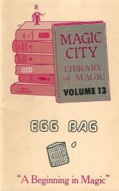 Library Of Magic Volume 13 Egg Bag
