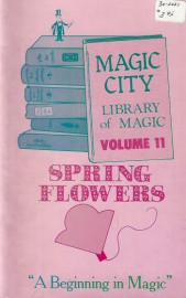 Library of Magic Vol 11 Spring Flowers