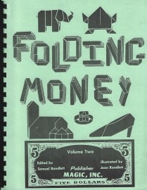 Folding Money Volume Two (book) – Samuel Randlett