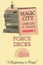 LIBRARY of MAGIC FORCE DECKS