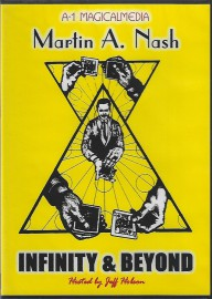Martin A. Nash's Infinity & Beyond DVD by Martin Nash