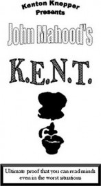K.E.N.T. Mind Reading Playing Cards