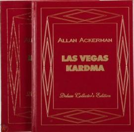 Collectors Edition- Las Vegas Kardma by Allen Ackerman