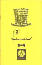 Marconicks Original Magic Book 3