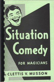 Situation Comedy for Magicians