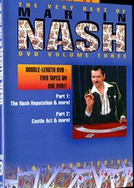 The Very Best of Martin Nash – Volume 3 DVD