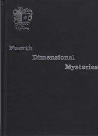 Fourth Dimensional Mysteries by Punx & Bill Palmer