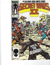 Secret Wars ll