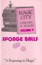 Library of Magic Vol 9 Sponge Balls