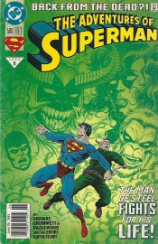 The Adventures of Superman (Back From The Dead?!)