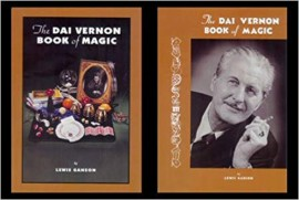 The Dai Vernon Book Of Magic: Lewis Ganson