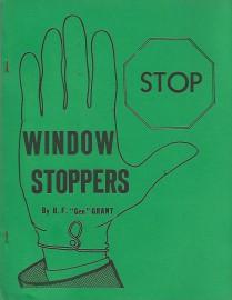 Window Stoppers U.F. Grant