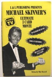 MICHAEL SKINNER'S Ultimate 3 Card Monte